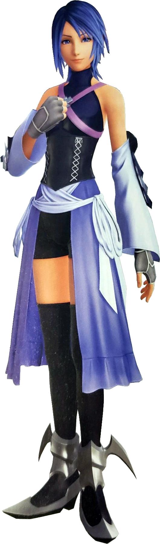 Octavia Delecroy Aqua_KHIII