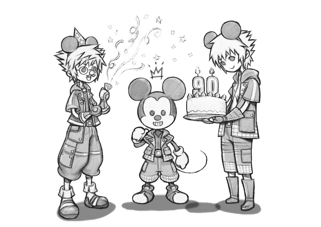 Happy Birthday, Your Majesty (Artwork) KHIII.png