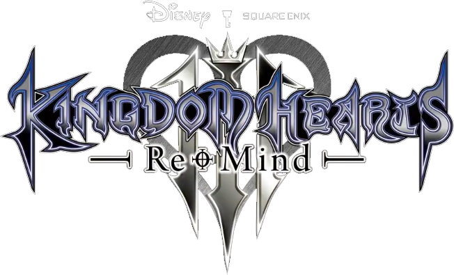 Kingdom Hearts III ReMind logo KHIIIRM.png