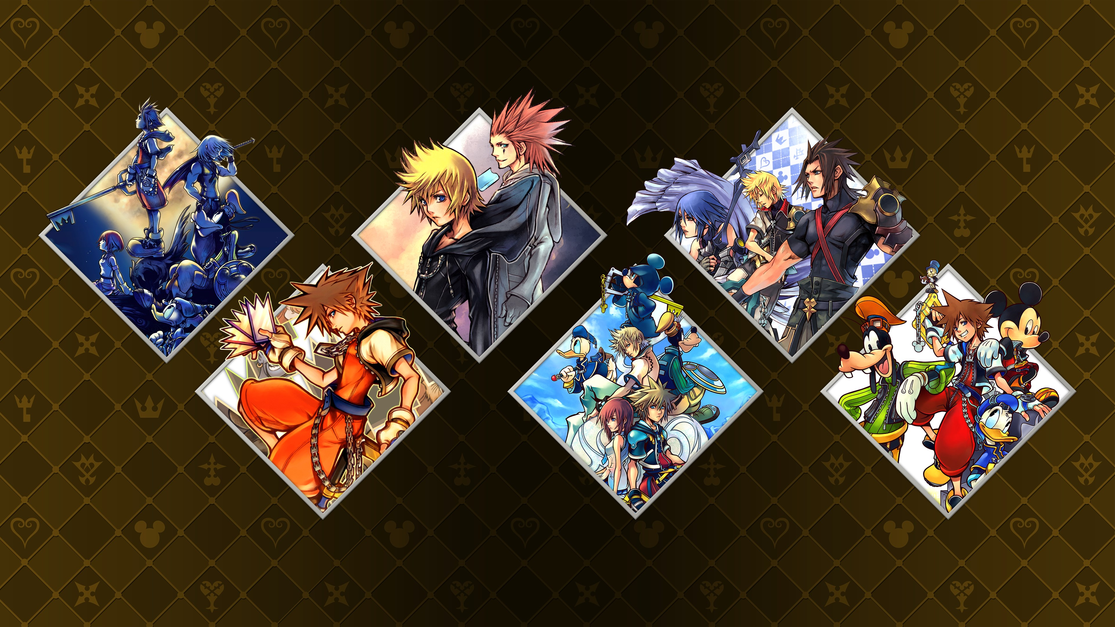 Kingdom Hearts HD 1.5+2.5 ReMIX (Microsoft Store) retail art (cover) 1.5+2.5.png