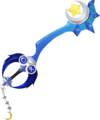 The Midnight Blue Keyblade