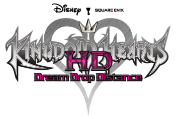 Kingdom Hearts Dream Drop Distance HD logo 3DHD.png