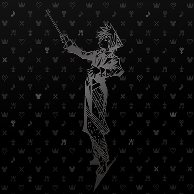 Kingdom Hearts Orchestra -World of Tres- Album cover.png