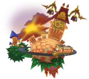 Twilight Town Kingdom Hearts Database