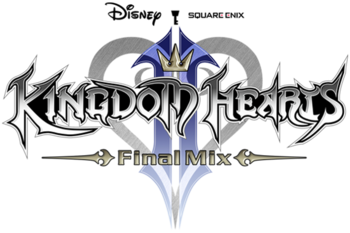 Kingdom Hearts II Final Mix logo KHIIFM.png