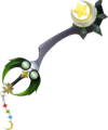 The Phantom Green Keyblade